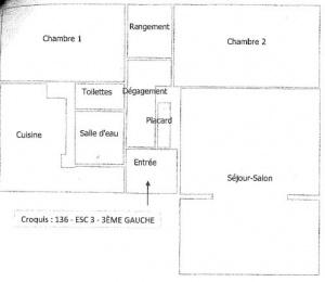 Champigny 4P 213 000  - Appartement à vendre CHAMPIGNY SUR MARNE