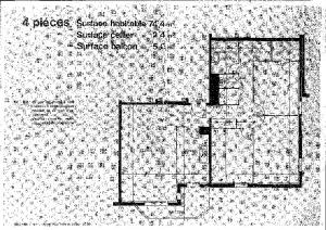 003902E12LPX - Appartement à louer BOISSY ST LEGER
